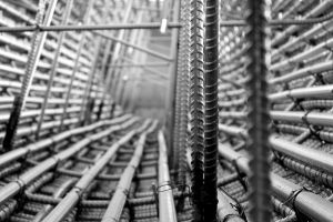 Rebar Tunnel by Drocan
