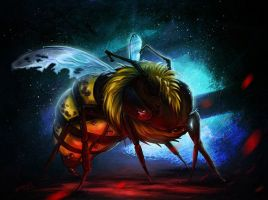 Zombee by Bee-Evil