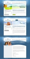 Atlantis Centers Interface by duo