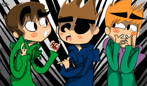 YO EDDSWORLD by loneyqua