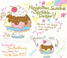 Cute Can Kill: Ice Cream Entry by Bon-Bon-Bunny
