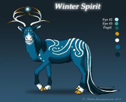 Contest Entry 1- Winter Spirit by Abellia