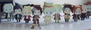 Doctors Who Paperdolls - 11 by Rabenstolz
