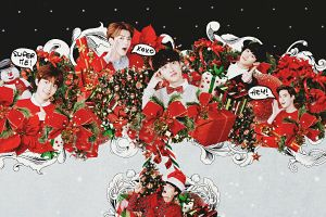 Christmas with EXO by kamjong-kai