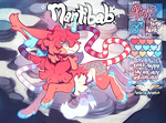 {Mantibab Ref} - Pink {outdated} by PhloxeButt
