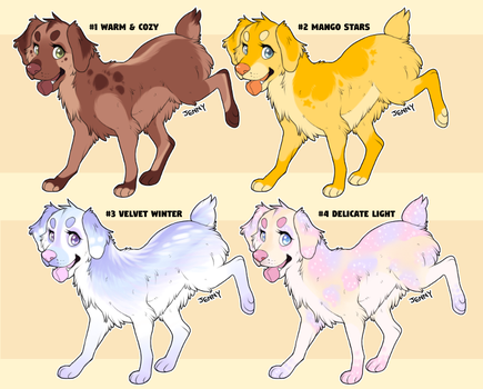 adopts by bossies