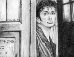The Tenth Doctor by bbfan77