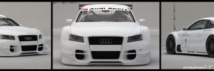 AUDI S5 DTM 2009 by maView