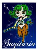 Sagitarius by studiocartoon