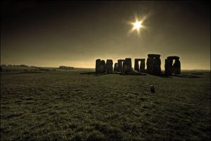 Stone Henge by altar-nate