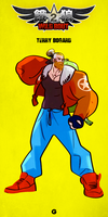 Hypothetically: GAROU 2 - WILD BOUT (Terry) by G-for-Galdelico
