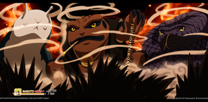 Naruto 633 It Is Time Battle by IITheYahikoDarkII