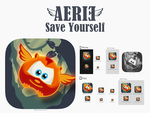 AERIE Save Yourself iOS Game by MemoHK