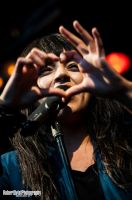 Loreen live @ The Waterfalls Days by Robbanmurray