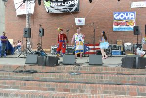 Puerto Rican/Latin Festival, The Funny Side 6 by Miss-Tbones