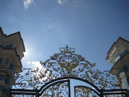 The Palace Gates by hope-on-fire