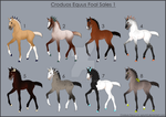 GSS Croduos Equus Sales 1 - CLOSED by Opium5