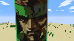 Metal Gear 2 Solid Snake: Snake codec sprite by StickMasterDraw