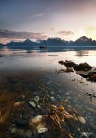 Lyngen Alps by Zx20