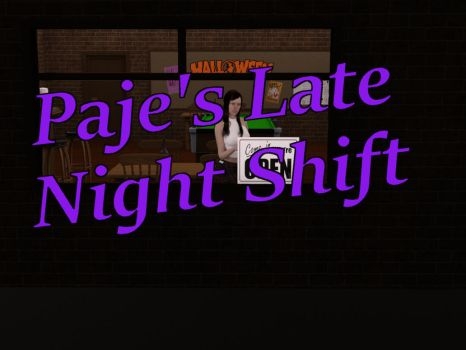 Paje's Late Night Shift by AdiabaticCombustion
