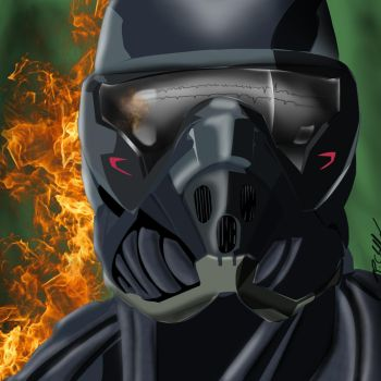 Crysis Front by R-Clifford