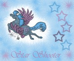 .::Star Shooter::. by rawr-vampirehorses