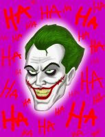 ANOTHER Joker by Psych93