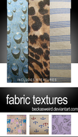 Fabric texture pack by beckasweird