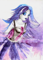Monster High-Spectra by RavenNoodle