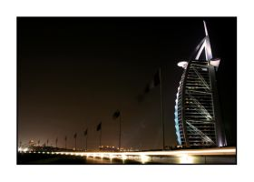 Burj Al Arab by Crash1-TK