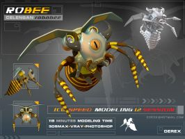 robobee by D3r3x
