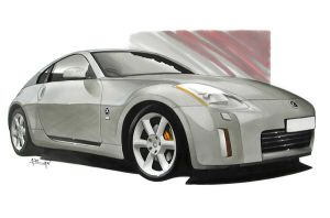 350Z standard by auto-concept