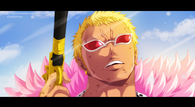 One Piece 769 - Know Your Place ! by KhalilXPirates