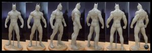 Batman DDG 23 inch WIP by ddgcom