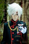 Allen walker D.gray man Cosplay by Yuri-Core