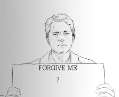 Forgive Me? Dean? by MedicatedManiac