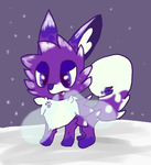 Freeze. (Contest entry for 0Shiny0) by Bladethesnivy