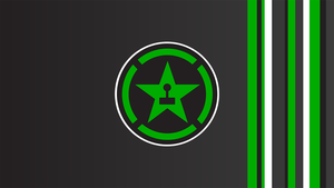 Achievement Hunter Wallpaper by BeckaPOW