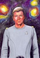 Captain Kirk by Henry Fong by Hankforever