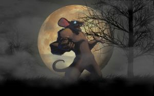Lycan Mouse by Maleeba