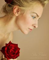 The Rose II by MsLaurethil