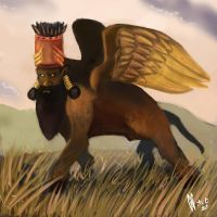 Lamassu by IcedEdge