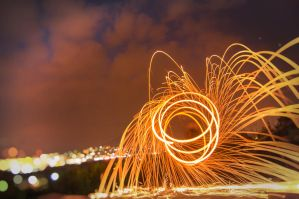 Light painting by wildfox76