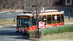 Alexandria Virginia bus trolley by DallellesLaul