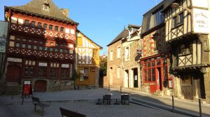 City of Lamballe in Brittany (France) by BigbyWolf13