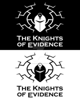 Knights of Evidence logo by EdmondDantes