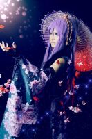 Vocaloid Gakupo Costume by boomjoy