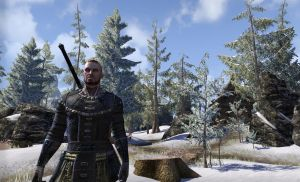 Red Jack in ESO! by ErebusRed
