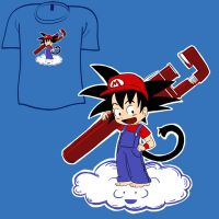 Woot Shirt - Monkey Wrench Kin by fablefire