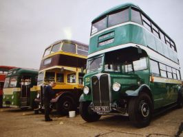 classic buses duxford 1 by Sceptre63
